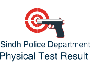 NTS Candidates List Physical Test Result Sindh Police Department