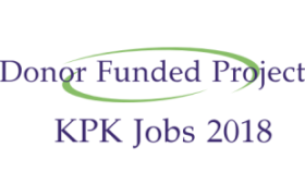NTS KPK Jobs Donor Funded Project
