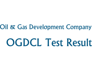 OGDCL Oil Gas Company NTS Test Sunday 18 March 2018 Result