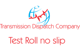 National Transmission Dispatch Company NTDC NTS Test 21st 22nd April 2018 Roll no Slip