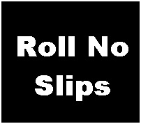 SLIC State Life Insurance Jobs PTS Test Roll No Slip