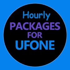 Ufone 1 Hour Call Packages