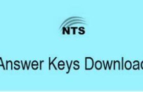 District Sessions Court Noshera Feroze NTS Test Answer Keys