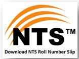 Nts Roll No Slip Deputy Commissioner Mansehra