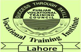 Punjab Vocational Training Council PVTC NTS Jobs