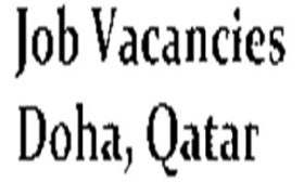Doha Qatar Jobs NTS Application Form