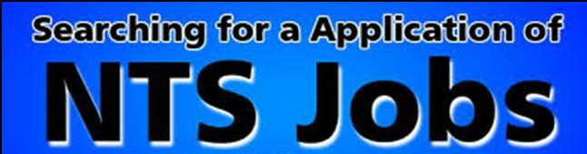 NTS Latest Jobs Application Form