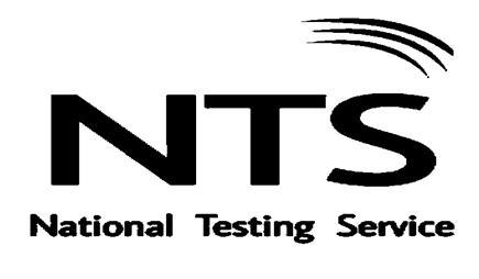 NTS Latest Tests Answer Keys