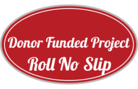 NTS Roll No Slip Donor Funded Project
