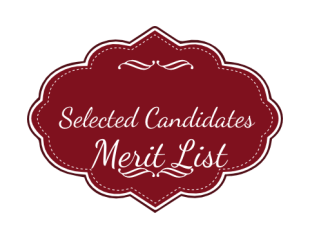 NTS Test Eligible Selected Candidates Jobs Merit List