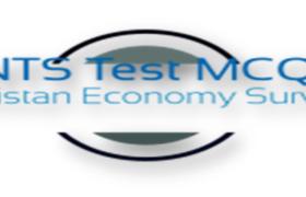 Pakistan Economic Survey NTS Test Sample