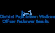 NTS District Population Welfare Officer Peshawar Results