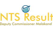 NTS Result For Deputy Commissioner Malakand