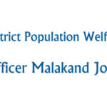 District Population Welfare Officer Malakand NTS KPK Jobs