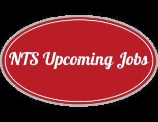 NTS Upcoming Jobs