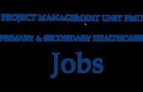 Healthcare Department Project Management Unit PMU Jobs Via NTS