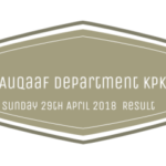 Auqaaf Department KPK Jobs NTS Test Sunday 29th April 2018 Answer Keys Result