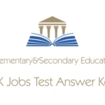 Elementary Secondary Education Department AJK NTS Test 5th 6th May Answer Keys