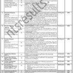 Ayub Medical College Teaching Institution Abbottabad Jobs Via NTS
