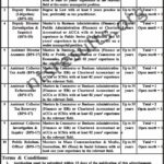 Khyber Pakhtunkhwa Revenue Authority KPRA BPS 17 BPS 18 Jobs Via NTS