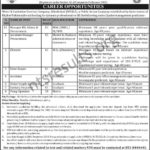 Water and Sanitation Services Company Abbottabad Jobs Via NTS