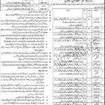 District Health Authority DHA Jamshoro Sindh Jobs Via NTS