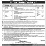 Ministry of Pakistan Railways Jobs Via OTS