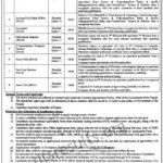 Punjab Food Authority Jobs Via NTS