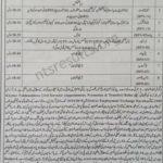 District Court Karak 2019 Jobs Via NTS