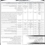 Directorate General Of Immigration Passports DGIP Islamabad Jobs OTS Test Roll No Slip