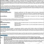 The Bank of Khyber BOK General Banking Officers Cash Officers Jobs NTS Test Roll No Slip