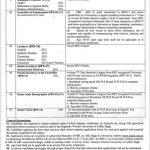 Women University Azad Jammu Kashmir WU AJK Bagh Jobs Via NTS