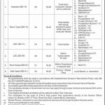 Ministry of Inter Provincial Coordination IPC Division Jobs ATS Test Roll No Slip