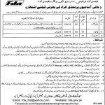 FDA Faisalabad Development Authority Jobs NTS Test Answer Keys Result