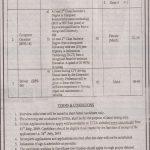Directorate of Transport and Mass Transit Jobs KPK ETEA Test Roll No Slip