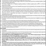 Faisalabad Electric Supply Company FESCO Jobs CTS Test Roll No Slip