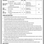 Ministry of Water Resources  MOWR Stenotypists LDC UDC Jobs Via CTS