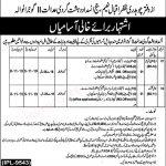 Anti Terrorism Court ATC Gujranwala Jobs 2019