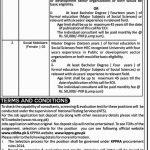Deptuy Commissioner Upper Dir CDLD Jobs Via NTS
