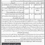 Commissioner Office Naseerabad Balochistan Jobs Via OTS