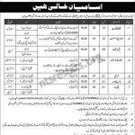 Federal Service Tribunal FST Islamabad Lahore Karachi Jobs Via NCBMS