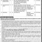 Lahore Electric Supply Company LESCO Jobs NTS Test Roll No Slip