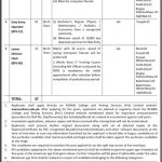 Ministry of Law Justice MOLAW Jobs NCBMS Test Roll No Slip