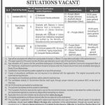 Ministry of Science Technology MOST Jobs CTS Test Roll Number Slip