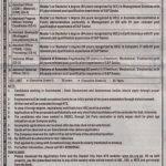 Oil Gas Development Company Limited OGDCL Jobs Via NTS