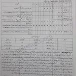 Anti Corruption Establishment Balochistan Quetta Jobs CTS Test Roll No Slip