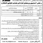 Faisalabad Development Authority FDA UD Wing Jobs NTS Test Roll No Slip