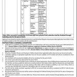 Quetta Electric supply company QESCO Jobs NTS Test Roll No Slip