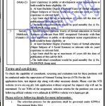 Deputy Commissioner Office Torghar CDLD Jobs NTS Test Roll No Slip