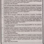Information Technology Board KPK KPITB Jobs NTS Test Answer Keys Result